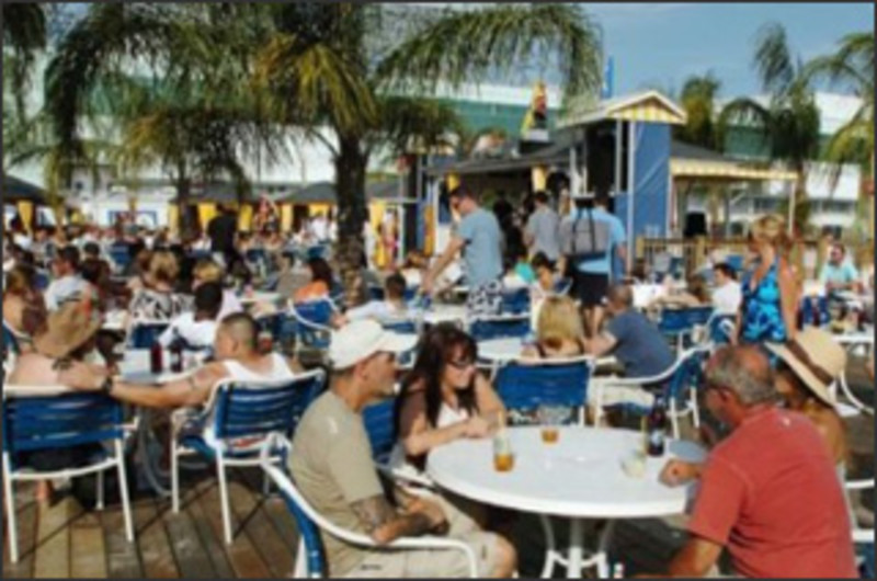Bally's Beach Bar