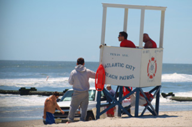 Atlantic City Beach Patrol