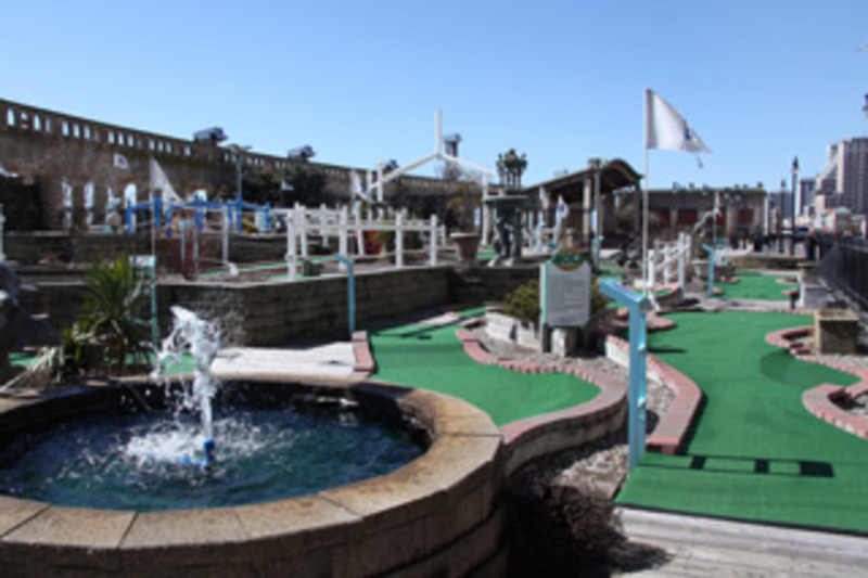 Atlantic City Miniature Golf