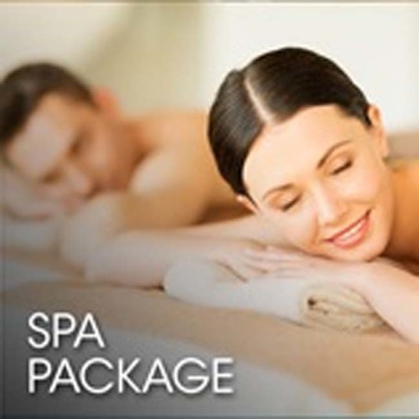 THE COUPLE THAT SPAS TOGETHER PACKAGE