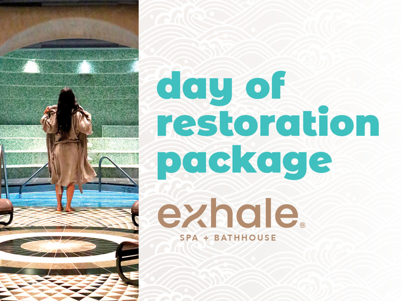 Day of Restoration Package