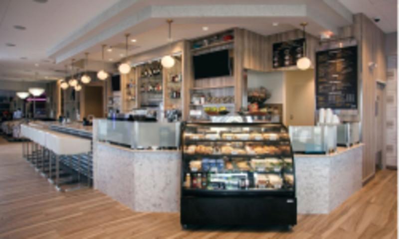 Sixty Cafe Lobby Bar & Lounge