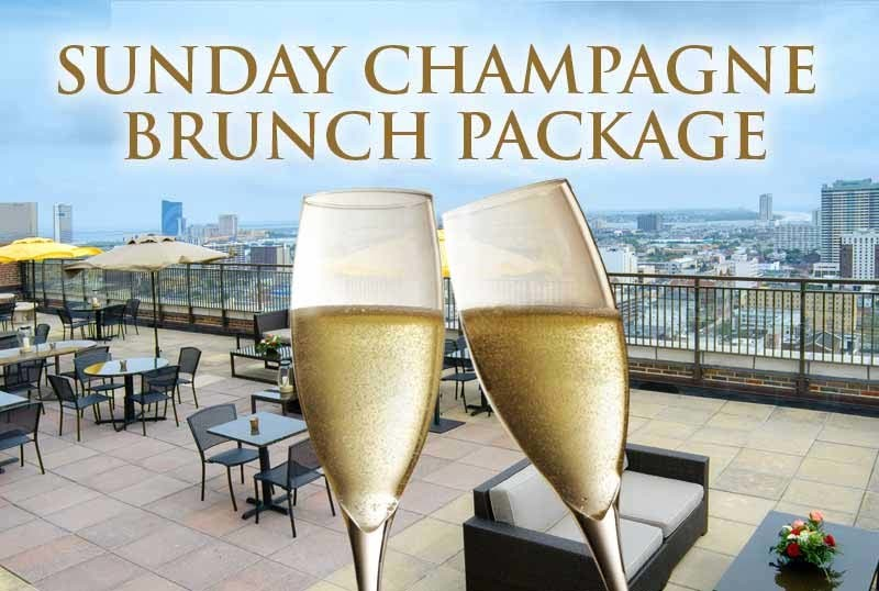 Sunday Champagne Brunch Package