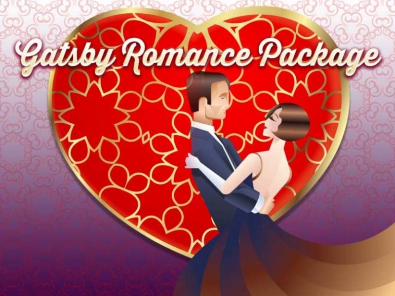 Gatsby Romance Package