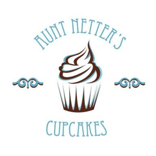 aunt netters cupcakes logo