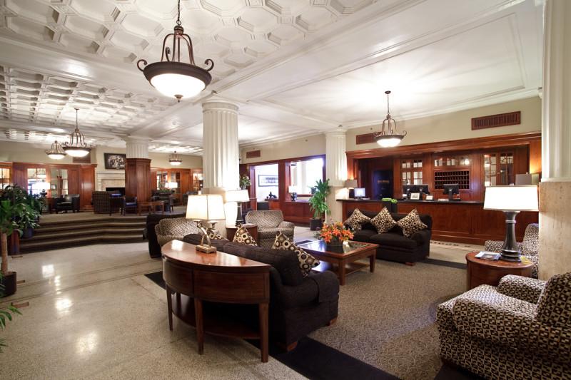 Eldridge Lobby