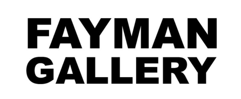 logo Fayman gallery