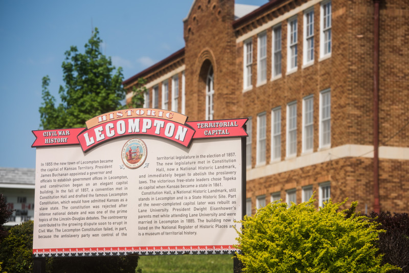 Lecompton High School