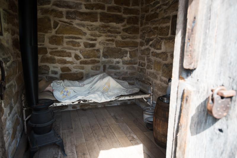 Inside the 1892 Jail