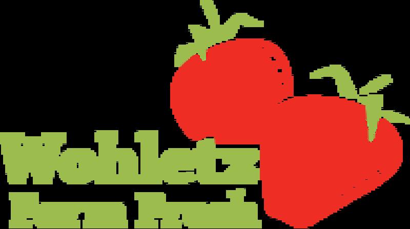 logo Wohletz Farm Fresh