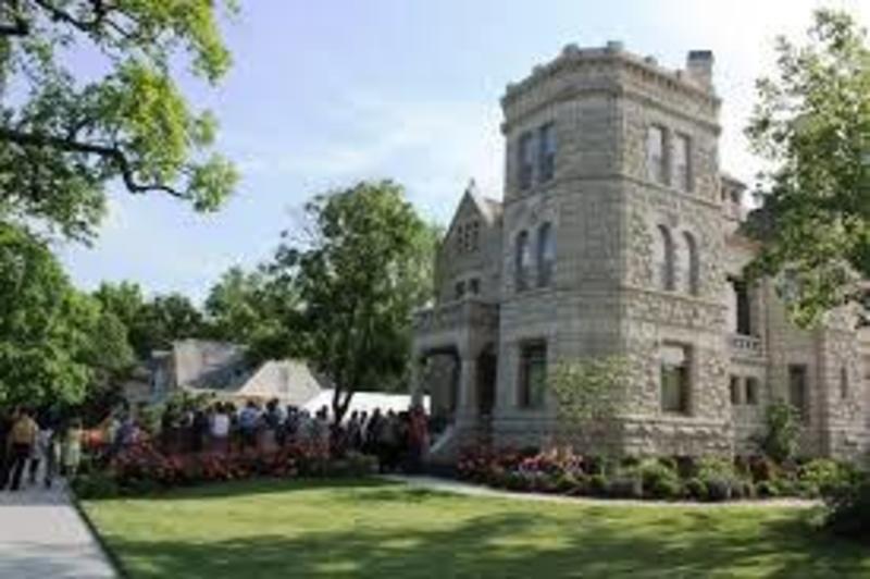 castle tea room