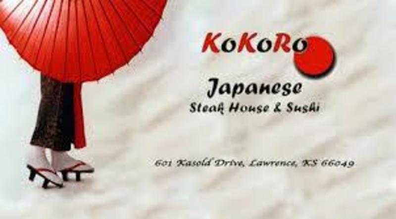 Kokoro Japanese Steakhouse & Sushi Featured Image