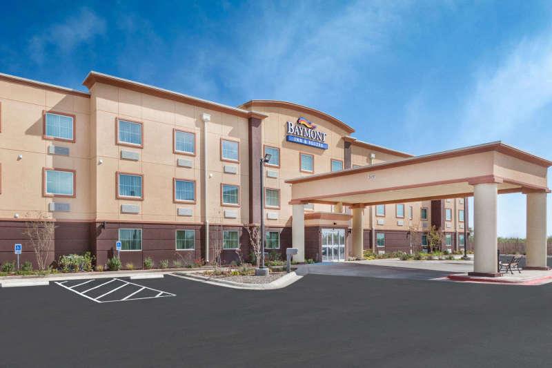 Baymont Inn U0026 Suites   I 20 Map