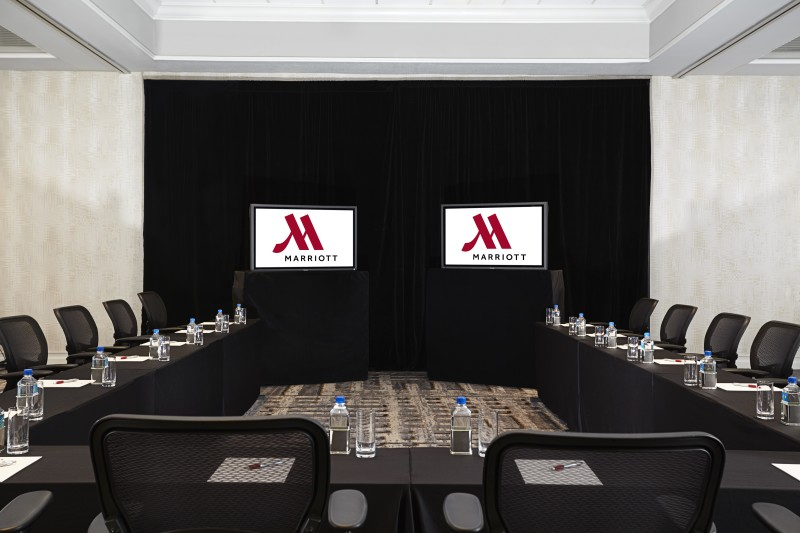 Meetings at the Bethesda Marriott