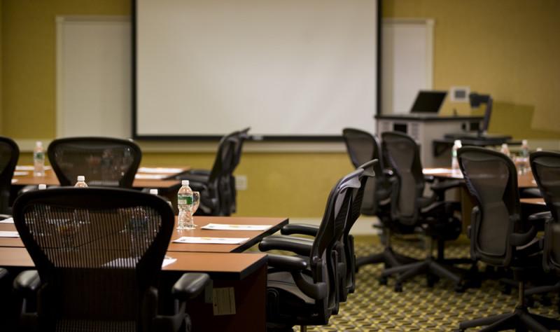 Meeting Room set in Pods