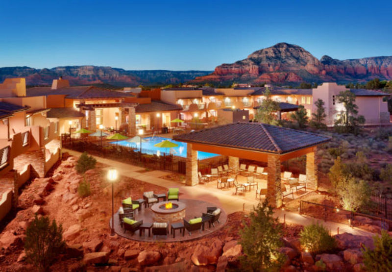 Courtyard By Marriott Sedona Visit Sedona