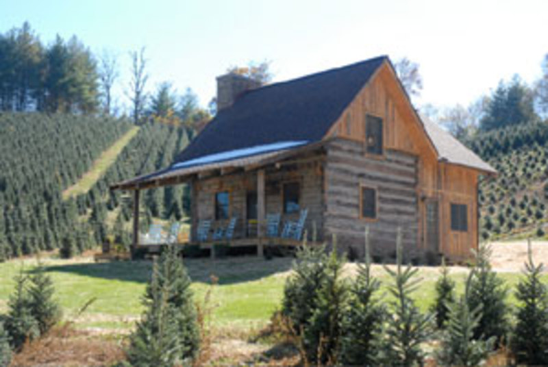 Where to stay cabins camping inns hotels smoky for Gatlinburg cabins with fishing access