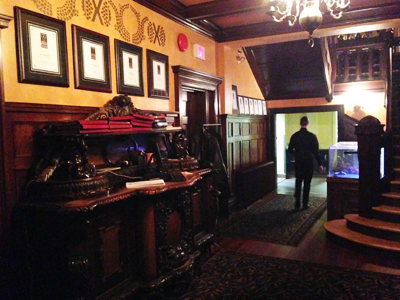 Amsterdam Tea Room Winnipeg Menu