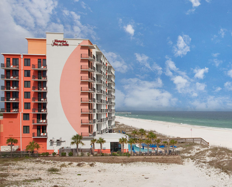 Beachfront Hotels In Gulf Shores And Orange Beach