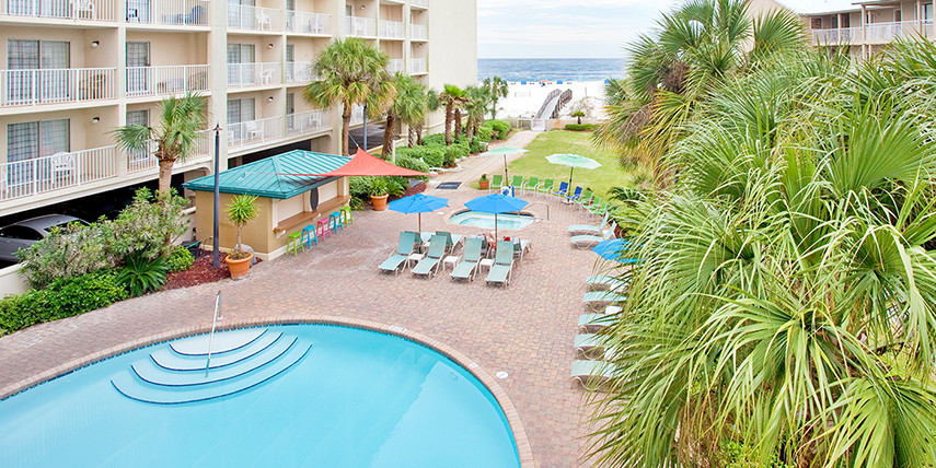 Hilton Garden Inn, On the Beach