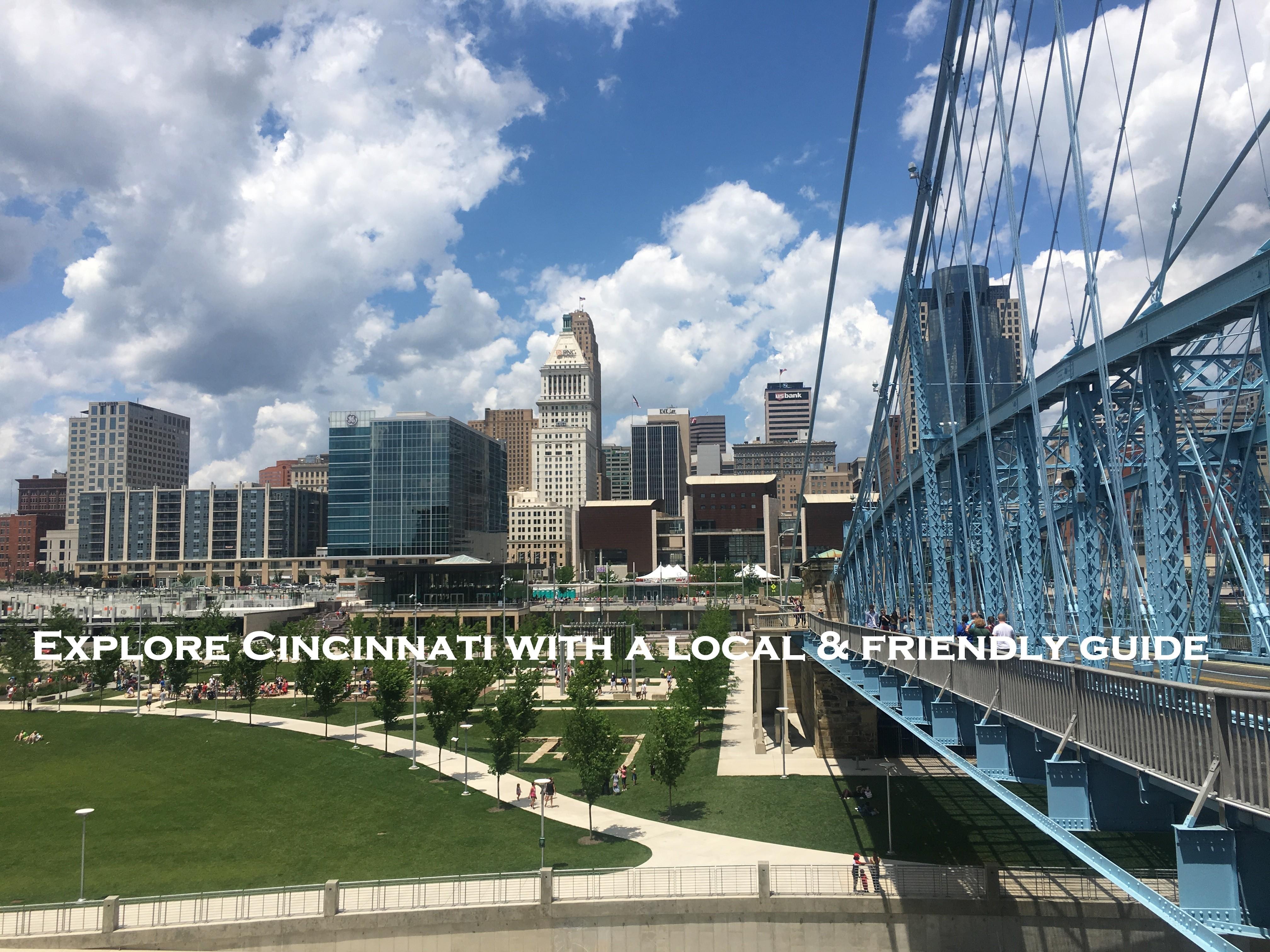 Cincinnati tourism coupons