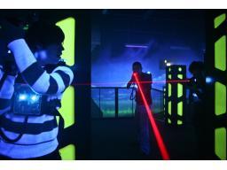 �Lasertag