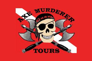 Axe Murderer Tours Logo