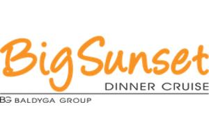 BIG Sunset Dinner Cruise LOGO