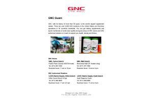GNC Guam