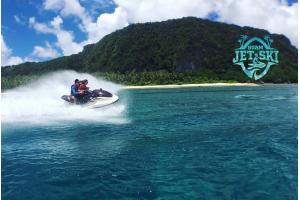 Guam Jet Ski LOGO