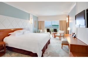 Main Tower Ocean View- King Bed