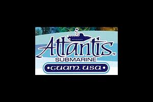 Atlantis Guam Logo