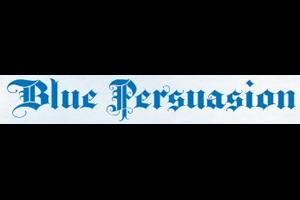Blue Persuasion Guam Logo