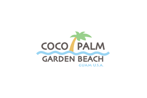 Coco Palm Garden Beach Logo