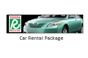 Car Rental Package