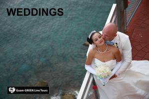 Guam GREEN Line Tours- Weddings