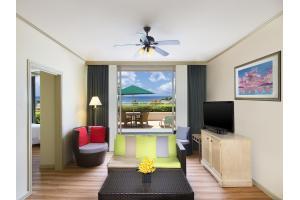 Westin - living room