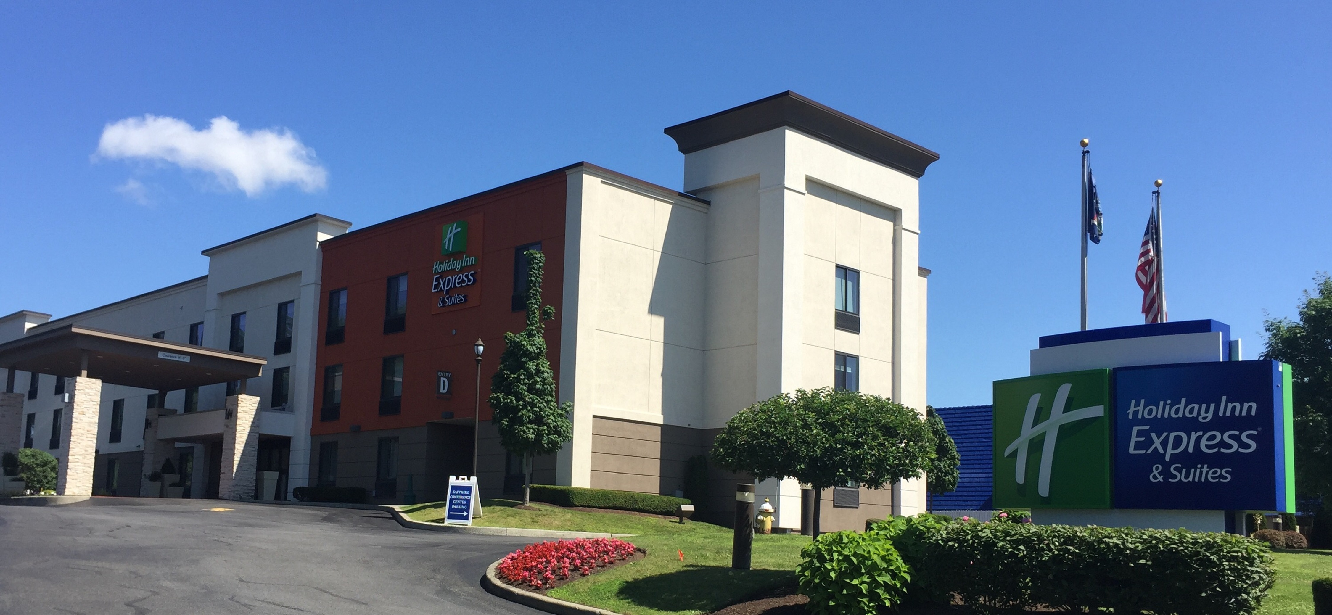 Holiday Inn Express  U0026 Suites Albany Airport