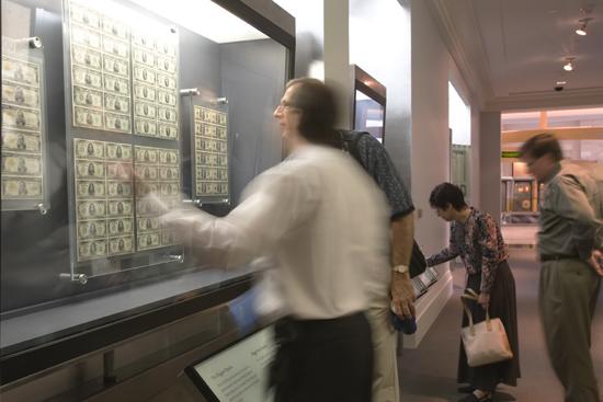 Federal Bank Money Museum 6