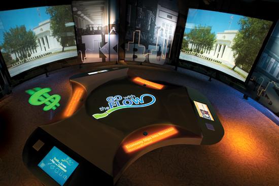 Federal Bank Money Museum 4
