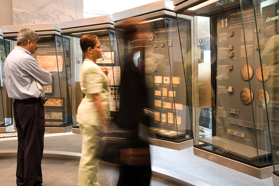 Federal Bank Money Museum 3