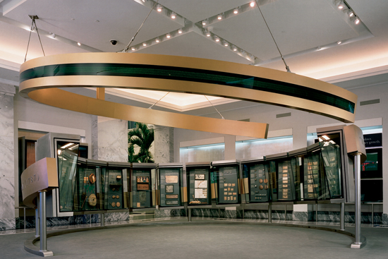 Federal Bank Money Museum 2