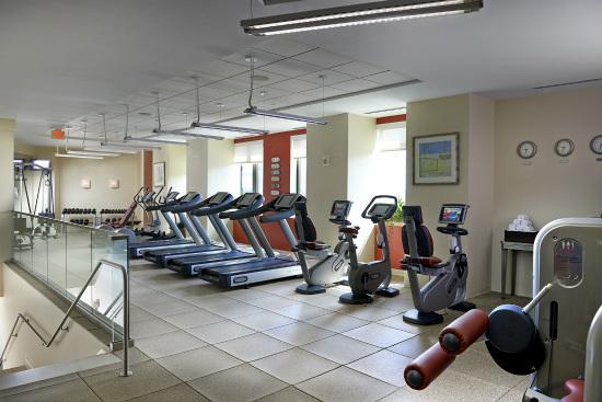 Mandarin Oriental Fitness Center True