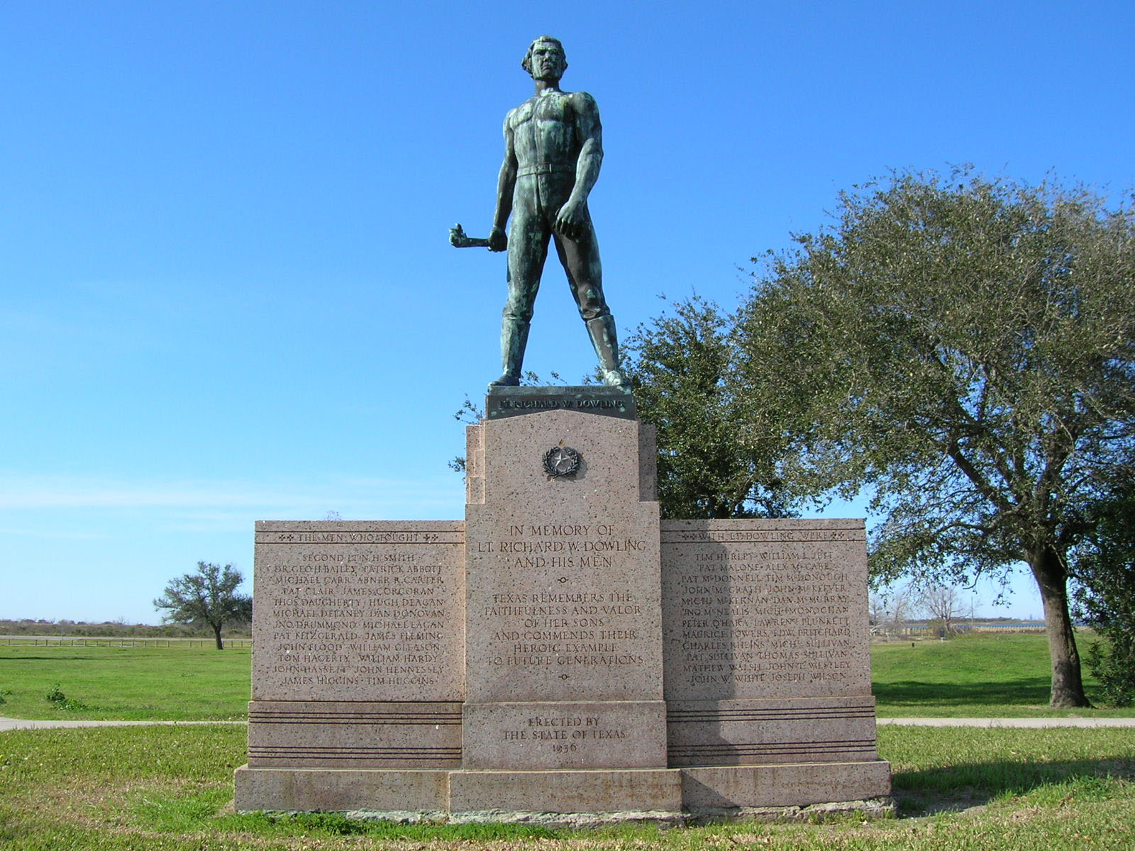 Sabine Pass Battleground State Park And Historic Site
