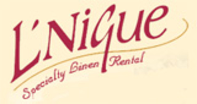 L'Nique Specialty Linen Rental