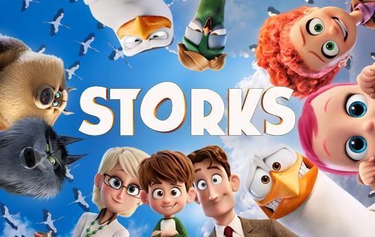 Image result for storks