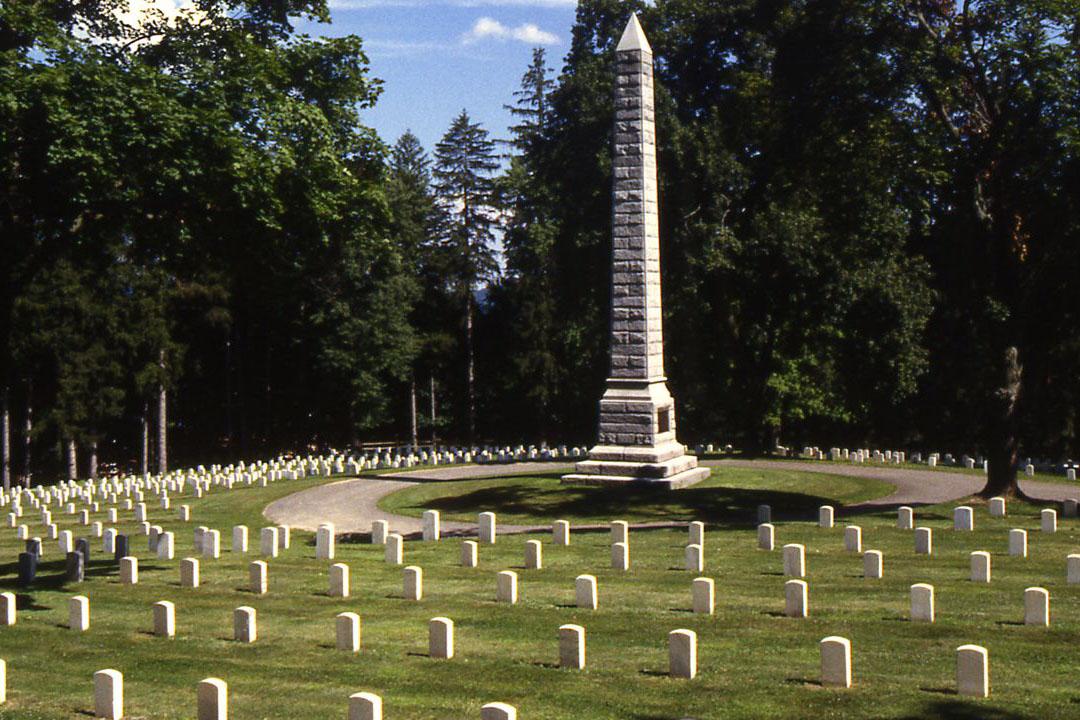 New historic guide features Penn Yan Civil War monument