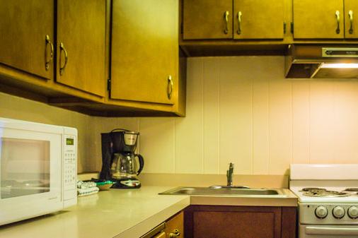 Coachman Kitchen