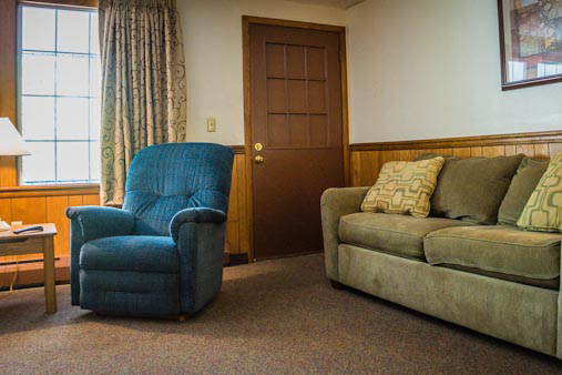 Coachman Living Room
