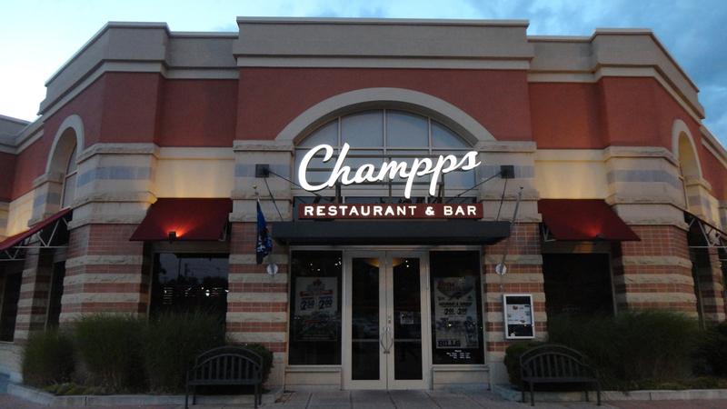 Champps Kitchen Bar